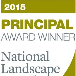 James Bird Landscapes winner Domestic Garden Scheme between £60,000 to £100,000