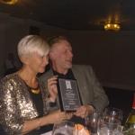 James Bird Landscapes Silver award Domestic Garden Construction £100,000 to £250,000 at the BALI 2014