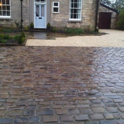 Reclaimed Cobble Setts