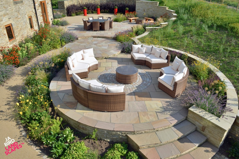 Landscape Garden Design Sheffield : Patios and paving sheffield