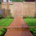 Red Brick Paving