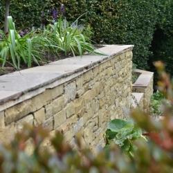 York Stone Walling