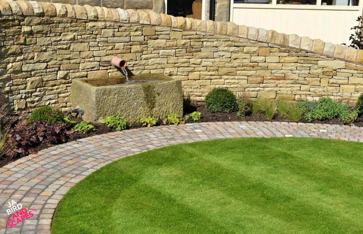 Landscape Gardeners Sheffield James bird landscaping design and maintenance in sheffield workwithnaturefo