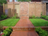 Reclaimed Brick Walling